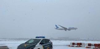 Madrid Snow Airport