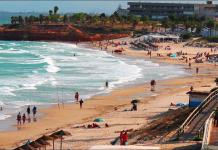 Mil Palmeras Beach