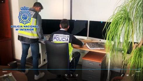 Police Seize Computers