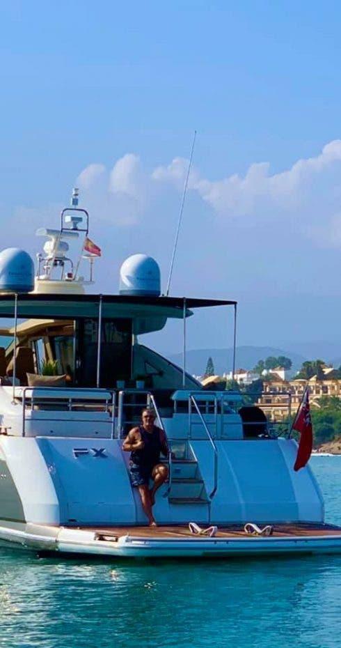 Richard Yacht