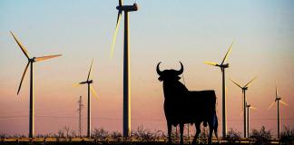 Wind Turbine Spain