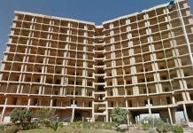 47 Year Saga Of Unfinished Eyesore La Manga Hotel Continues On Murcia S Mar Menor