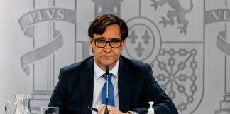 PSC leader and winner of the 2021 Catalan elections, Salvador Illa