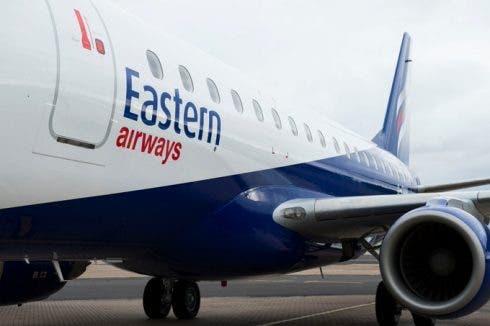 Eastern Air Closeup