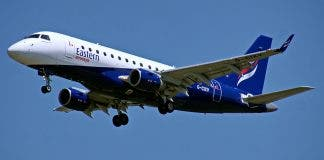 Eastern Airways Gib