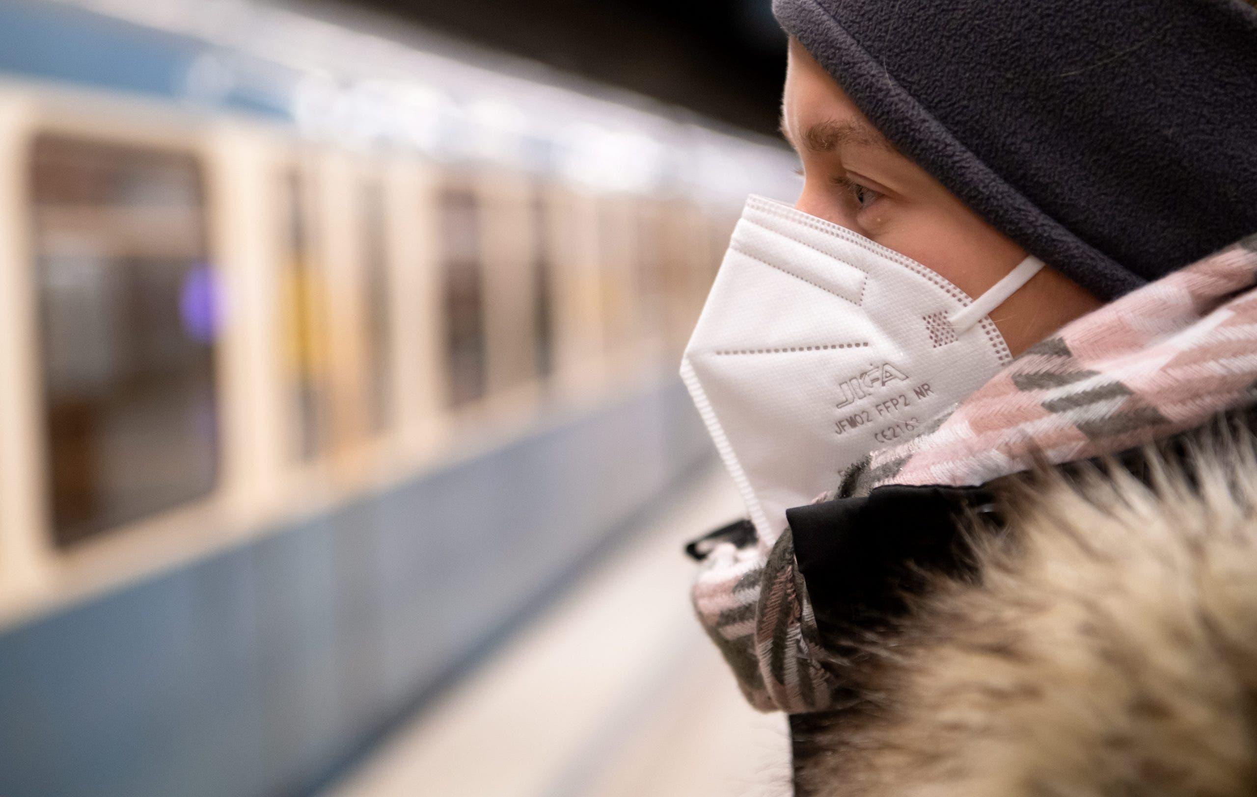 Coronavirus Bavaria Ffp2 Mask Obligation