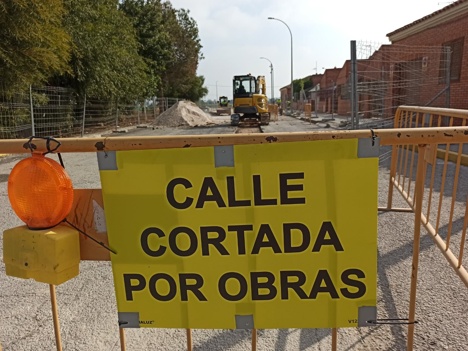 New sewer is just the start of 'various projects' promised by mayor in popular expat area on Spain's Costa Blanca