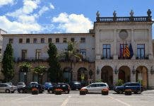 Gandia town hall