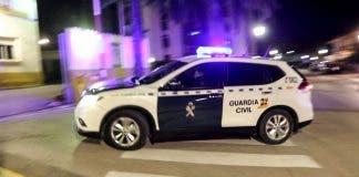 Guardia Civil Benicarlo Car Thief