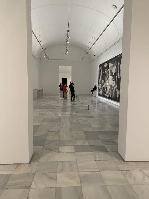Madrid Guernica 1