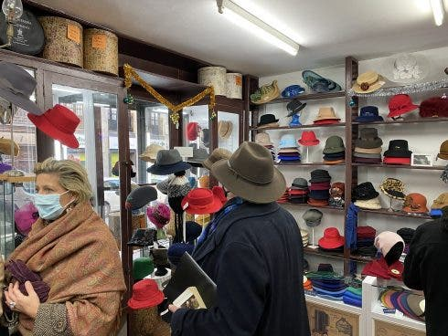 Madrid Hat Shop