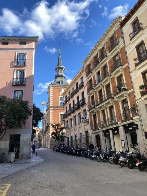 Madrid Old