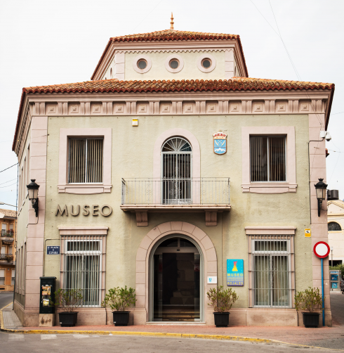 Museo Arqueol Gico Rojales Before Refit