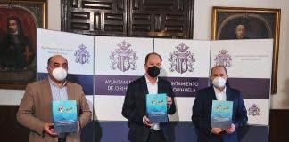 Orihuela Dana Book Launch