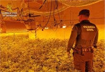 Power Grab As Luxury Villa Used So Much Electricity For Marijuana Farm On Spain S Costa Blanca That It Blacked Out A Calpe Urbanisation
