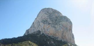Calpe's Penyal d'Ifac