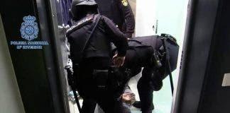 Slippery Eels Caught As East European Drugs Boss Is Arrested In Spain S Murcia Region