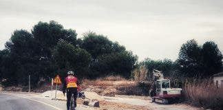San Fulgencio Cycle Route