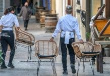 Los Restaurantes Y Bares De Malaga Hechan El Cierre A Las 18 00 Por Las Nuevas Medidas En La Lucha Contra El Covid19