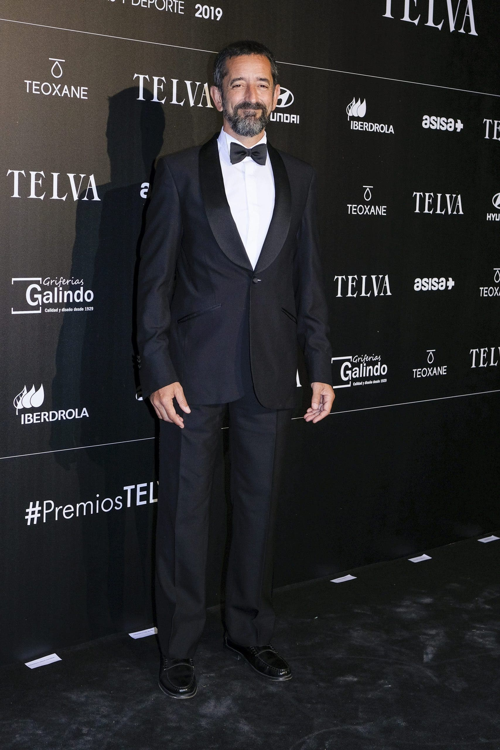 Cavadas at an award ceremony in Madrid in 2019