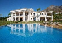 Villa In Sierra Blanca Marbella Drumelia Real Estate