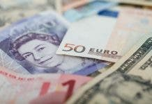 Currencies Money Exchange Pound Euro