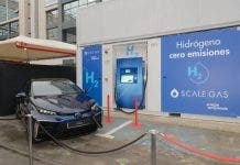 Hydrogen Refuelling Madrid