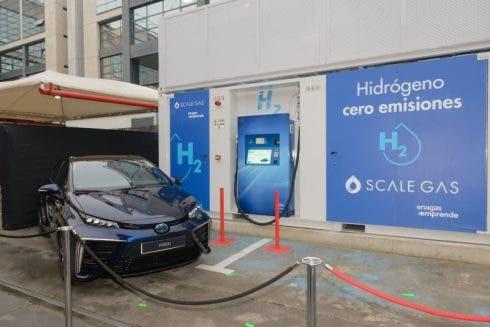Hydrogen Refuelling Madrid
