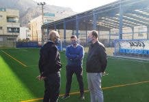 Orihuela Sports Centre Reopens 2