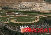 Recreacion Del Proyecto De Circuito De Carreras En Morata De Tajuna