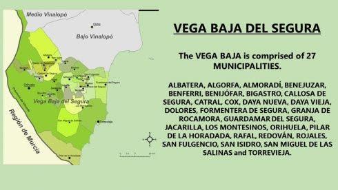 Vega Baja Region