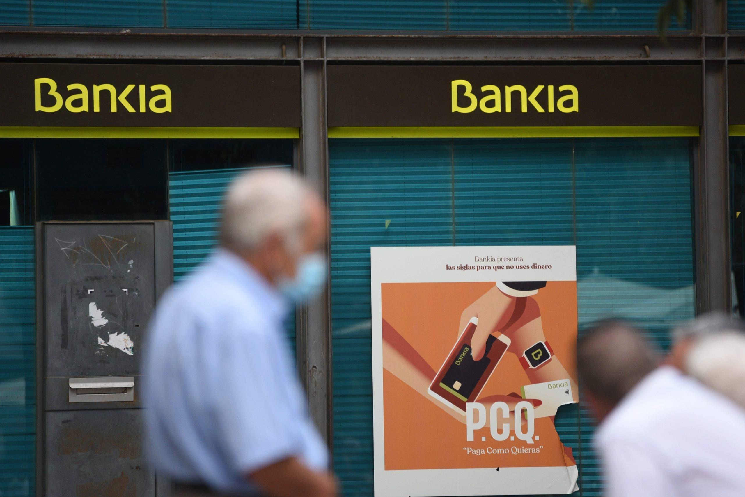 Bankia disappears into CaixaBank