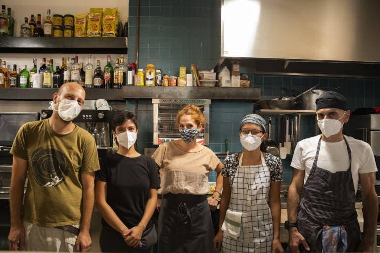Meet the staff at Casa Cabanyal