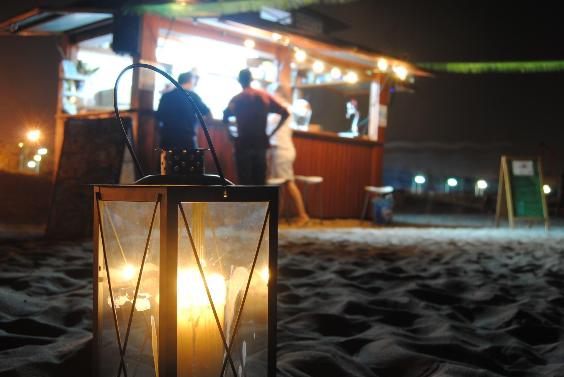 Castellon beach bars