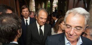 Funeral De Emilio Botin En Santander