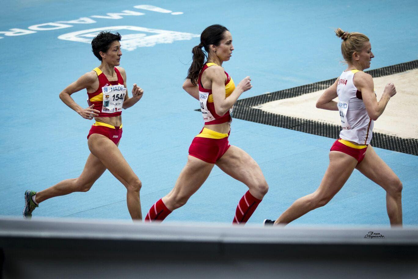 Former International Runner Cristina Hodgson