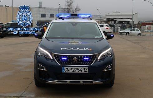Hybrid Policia Nacional 2