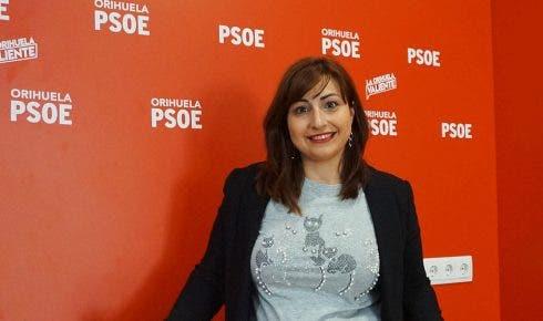 Maria Garcia Psoe