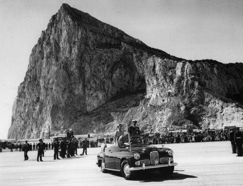 Gibraltar Ministers pay homage to Duke of Edinburgh and his Rock links