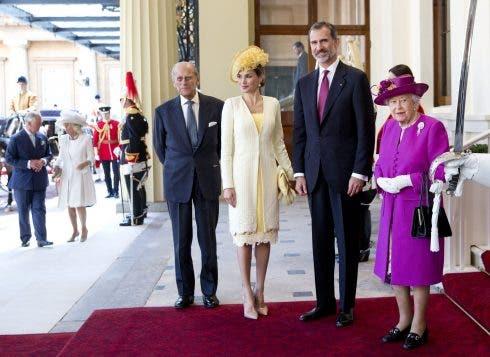 King Felipe Vi State Visit To Uk