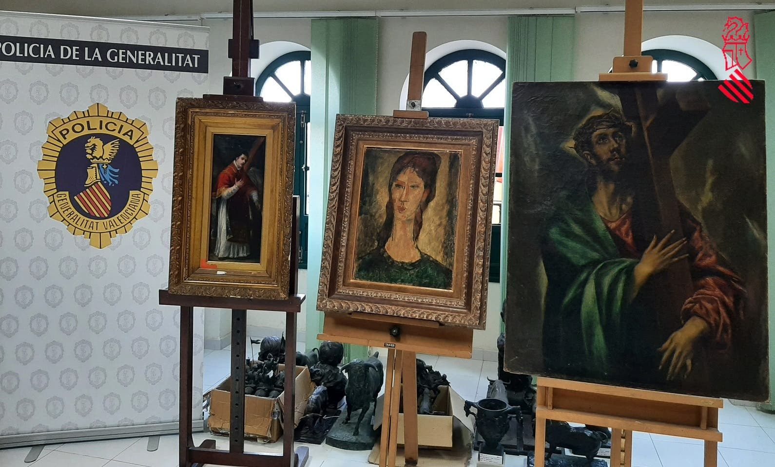 Forged Paintings Valencia 3