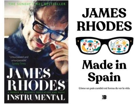 James Rhodes Books