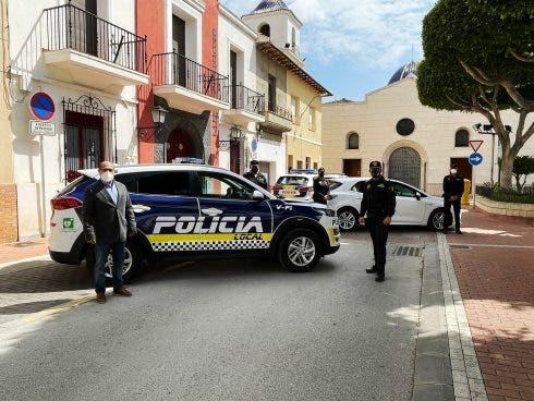 San Fulgencio Police