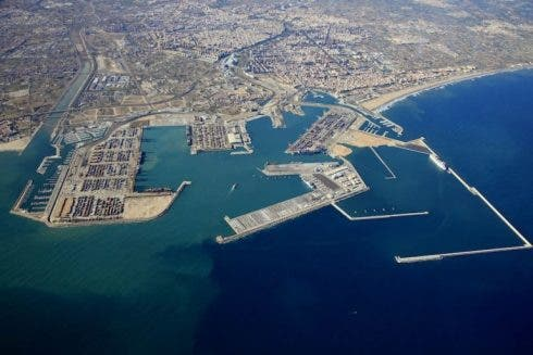 Controversial port expansion project approved for Spain's Valencia