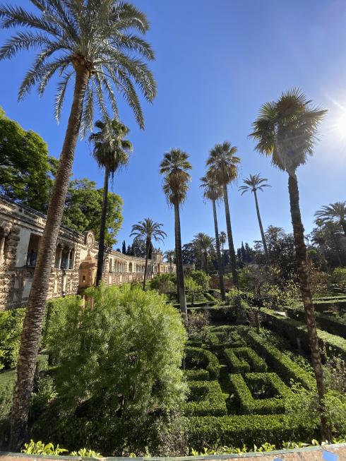 Gardens Of Real Alcazar Min