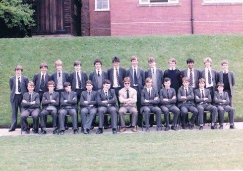 Giles School Photo
