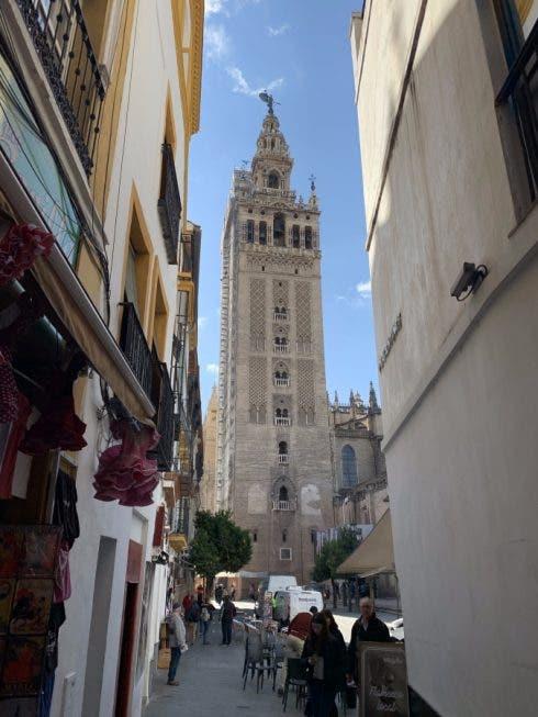 Giralda Tower2