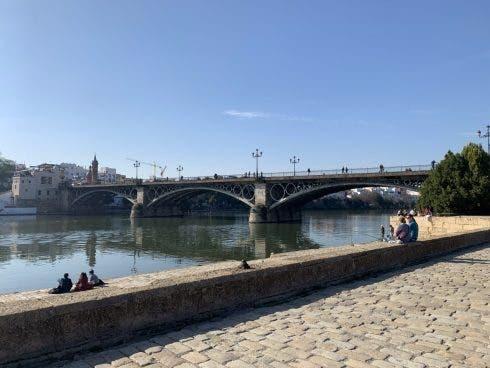 Isabel Ii Bridge To Triana(1)