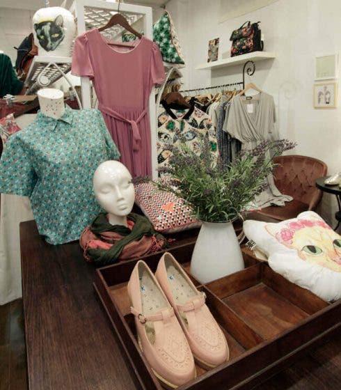 Isadora Shop Soho
