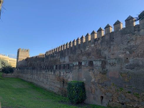 Macarena's Ancient Walls